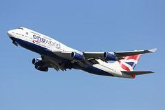 B747 G-CIVL London Heathrow 13.09.18 (jonf45 - 4 million views -Thank you) Tags: british airways boeing 747436 747 b747 jumbo london heathrow airport egll lhr airliner civil aircraft jet plane flight aviation gcivl