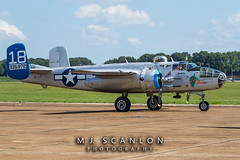 43-35972 USAAF | North American B-25J | Mitchell | Millington-Memphis Airport (M.J. Scanlon) Tags: 4335972 air aircraft aircraftspotter aircraftspotting airplane airport aviation b25j bomber caf canon capture commerativeairforce digital eos flight fly flying image impression maidintheshade millington millingtonmunicipalairport millingtonregionaljetport millingtonmemphisairport mitchell mojo n125az nqa northamerican perspective photo photograph photographer photography picture plane planespotter planespotting scanlon spotter spotting super tb25n tennessee usaaf view wow ©mjscanlon ©mjscanlonphotography