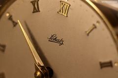Schatz (Retro Photo International) Tags: schatz clock macro carl zeiss jena 50mm 35