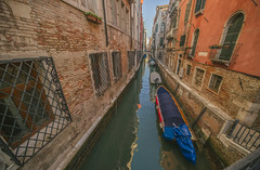 Venice (y.mihov, Big Thanks for more than a million views) Tags: venezia italy city venice canal water sonyalpha sightseeing sigma 1224mm wealth wide house historical holiday boat architecture trespass travel tourist town walks window winter europe