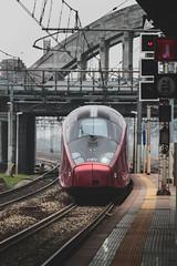 NTV, Milano 2018-04-10 (Michael Erhardsson) Tags: italien 2018 milano station ntv snabbtåg trainspotting