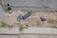SexSymbol (streetphotodog) Tags: dirt street vodka sex symbol cigarette beer sexsymbol colour color city streetphotography colourstreetphotography fujifilmx70 x70 moscow russia