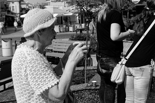 The Crocheted Photographer