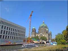 Berlin - Humboldt Forum (Jorbasa) Tags: jorbasa hessen wetterau germany deutschland geotag berlin stadt citiy forum humboldt humboldtforum stadtschloss schloss berlinerschloss wiederaufbau spree dom berlinerdom