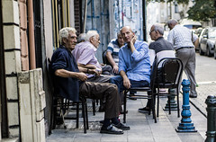 turkish cafe 6 (anilcagal) Tags: mirror art streetphoto play hair purple music street people photo road endless old man with portrait doğal going photography streetphotography yellow sony sonyalpha6000 sel50f18 building workers shop window city sky flowers istanbul sad car