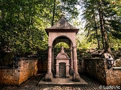 Source de la Géronster, Spa (07) (Lцdо\/іс) Tags: géronster spa monument visit treking belgique belgium belgie wallone wallonie lцdоіс septembre september 2018
