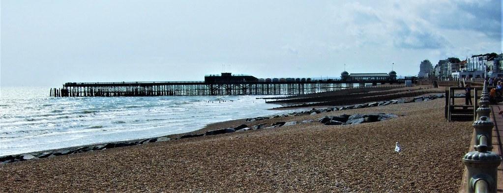 Hastings Pier - Sussex.