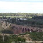 Culloden Railway Viaduct, Clava, near Inverness Scotland thumbnail