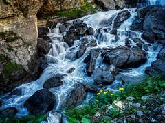 Wasserfall (torremundo) Tags: landschaften berge bergbach tobel wasserfall pigniupanix graubünden schweiz