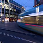 Biegt 'ne Tram rechts ab / A tramcar that turns right thumbnail