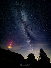 Stairway to the Universe (focus9_photography) Tags: universe milky way light september autumn silence peace serenity walking