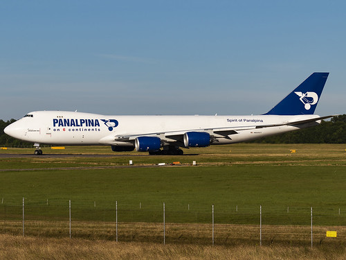 Atlas Air (Panalpina) | Boeing 747-87U(F) | N850GT
