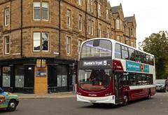Goodbye Maisie... (SRB Photography Edinburgh) Tags: lothian buses bus edinburgh scotland transport travel
