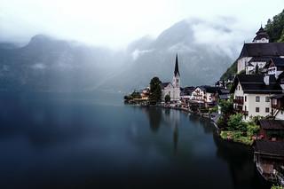 Hallstatt Autriche