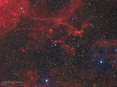 Sh2-114 (The Flying Dragon nebula) (Sara Wager (www.swagastro.com)) Tags: telescope sh2114 astronomy astrophotography astro space universe science