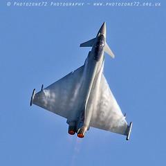 9066 Typhoon (photozone72) Tags: eastbourne airshows aircraft airshow aviation canon canon7dmk2 canon100400f4556lii 7dmk2 typhoon eurofighter raftyphoondisplay raf