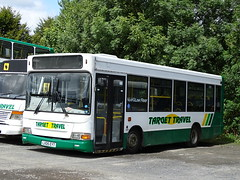 Target Travel LX05EYT (Devon and cornwall Bus Spotter) Tags: target travel lx05eyt denis dart mpd mini pointer plymouth citybus bus new livery ex goaheadlondon ltd london vor