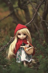 (efichu °) Tags: blonde obitsu cancan efichu mymelody mallory littleredridinghood pullip