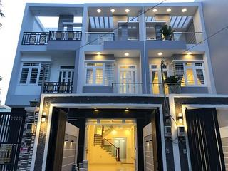 Bán nhà Nhà Bè KDC Sài Gòn Mới hẻm 67 đường Đào Tông Nguyên