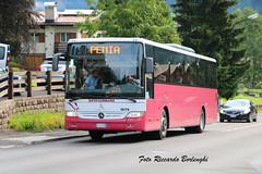Trentino Trasporti - Mercedes Benz Integro new (Riccardo Borlenghi) Tags: evobus mercedes benz integro public transport tirol trasporto pubblico bus autobus omnibus zf ecomat vigo di fassa val trentino