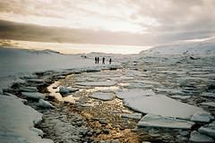 l'eau dorée (asketoner) Tags: golden water glacier melting iceberg ice winter iceland jokulsarlon silhouettes photographers landscape snow sky light sunset lagoon