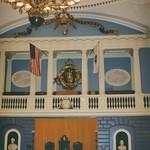 Boston Massachusetts  - State Capitol of Massachusetts  -  Senate Chambers thumbnail