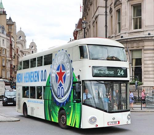 Metroline - LT108 - LTZ1108 - Heineken