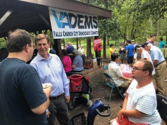 """Falls Church Democrats Labor Day event • <a style=""""font-size:0.8em;"""" href=""""http://www.flickr.com/photos/117301827@N08/43563479275/"""" target=""""_blank"""">View on Flickr</a>"""