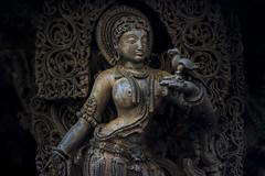 Madanika (Karthi KN Raveendiran) Tags: madanika travel apsara shalabhanjika body art sculpture belur halibedu karnataka karthiknraveendiran karthikn kn apsaras women beauty
