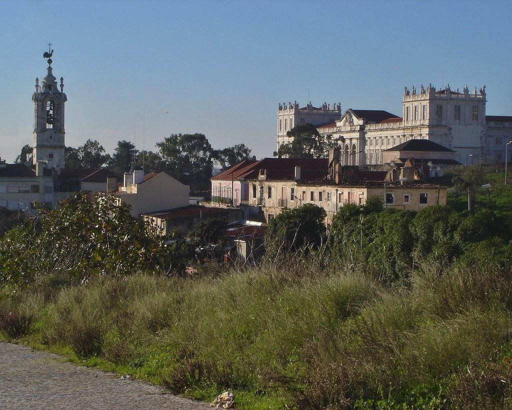 Ajuda, Lisboa — © 2008. Série Cristal, n.º 8355.