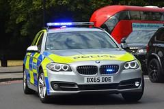BX65 DDE (S11 AUN) Tags: london metropolitan police bmw 530d estate touring anpr interceptor traffic car roads policing unit rpu 999 emergency vehicle metpolice bx65dde