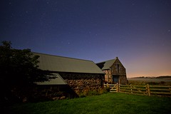 Clear Night Farm (matthewblackwood10) Tags: clear night farm stars starry out buildings stone barn field farmyard astrophotography sony a6000 scotland calm peaceful uk aberdeenshire stonehaven country countryside moon moonlight light natural