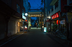 Osu 3-chome, Nagoya (kinpi3) Tags: 日本 名古屋 大須 japan nagoya night street osu ricoh gr