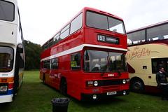 2101-16 (Ian R. Simpson) Tags: gfr101w leyland olympian ecw ribble stagecoachribble burnleypendle blazefield nationalbuscompany nbc stagecoach preserved bus 2101 lytham lancashire england
