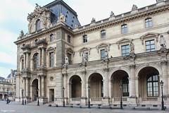 Palais du Louvre, Paris : le pavillon Mollien (philippeguillot21) Tags: mollien pavillon louvre palais paris france capitale europe pixelistes canon