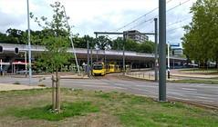 Uurtje Utrecht 4 (Peter ( phonepics only) Eijkman) Tags: utrecht tram transport tramtracks trams trolley rail rails streetcars strassenbahn nederland netherlands nederlandse holland uov