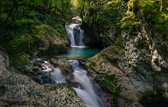 Lepena Waterfall (RigieNL) Tags: slovenia slovenie europa europe nature natuur landscape waterscape longexposure wander wandering hike hiking panorama hikr insta instagram dream dreamscape beautiful definingbeauty explore explorer waterfall slap waterval lepena lepenawaterfall slaplepena