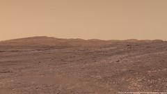 Top of Vera Rubin Ridge - sol 2166 (Thomas Appéré) Tags: mars msl curiosity rover robot technology technologie geology géologie science planet nature colline hill mountain montagne