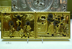 St Petersburg '18 (faun070) Tags: stpetersburg fabergémuseumshuvalovpalace iconcrucifixcandlemas imperialrussia antiques religiousart