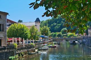 Brantome, Dordogne, SW France