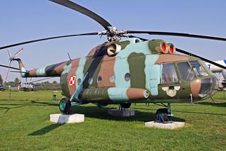 Polish Air Force Mil Mi-8T 414 EPDE 23-08-18