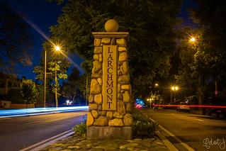 Larchmont Village  - Entrance