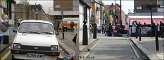 The Bill Location`Salisbury Street`1990-2018 (roll the dice) Tags: london westminster surreal old actors filming locations local history bygone retro streetfurniture architecture oldandnew pastandpresent hereandnow urban england uk classic art police coppers uniform helmet pc oldbill nicked sunhill thamestelevision collection changes fashion canon tourism tourists nostalgia comparison hollis carver dashwood burnside brownlow garfield vanished people muslim arabs market bollards pee demolished nw8 nw1 paddington marylebone nineties sad mad able shops chimney