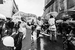 Marcha en apoyo a la lucha docente y en defensa de la educación pública (hernandtorres) Tags: monocromo monocromatico blanco y negro blancoynegro marcha argentina calle buenos aires lucha pelea derechos capitalfederal caba bsas documental retrato monochrome blackandwhite people gente street streetphotography awesome fightforyourrights rights fight