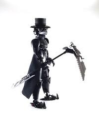 Dr. Crowley, Plague Doctor (Infernomocs) Tags: bionicle lego moc bioniclemoc herofactory chima legomoc