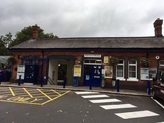 Warwick (Kris Davies (megara_rp)) Tags: warwick warwickshire railway stations trains