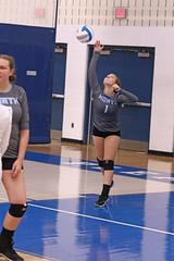IMG_2940 (SJH Foto) Tags: girls high school volleyball teens team east stroudsburg varsity serve burst mode