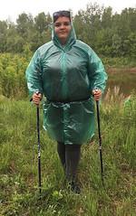 28683621158_442c6639fb_z (shinymac2) Tags: pvc mac mackintosh rainwear raincoat hood transparent rainmac fetish mature