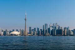 Toronto Island (Pedros0ares) Tags: island toronto canada ontario lake maple leaf building boat distilery store