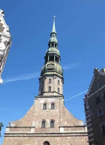 Sv Pētera baznīca